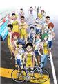 自転車競技アニメ「弱虫ペダル」、LINEスタンプ発売! 御堂筋の「キモッキモッキモッ」などコミカル系も用意