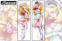 「スペース☆ダンディ」、ハニーの抱き枕カバーが登場! オモテ/ウラともにセクシーな描き下ろしイラストを使用
