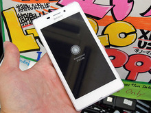 防水・防塵仕様のミドルレンジスマホ Sony Mobile「Xperia M2 Aqua」が登場!
