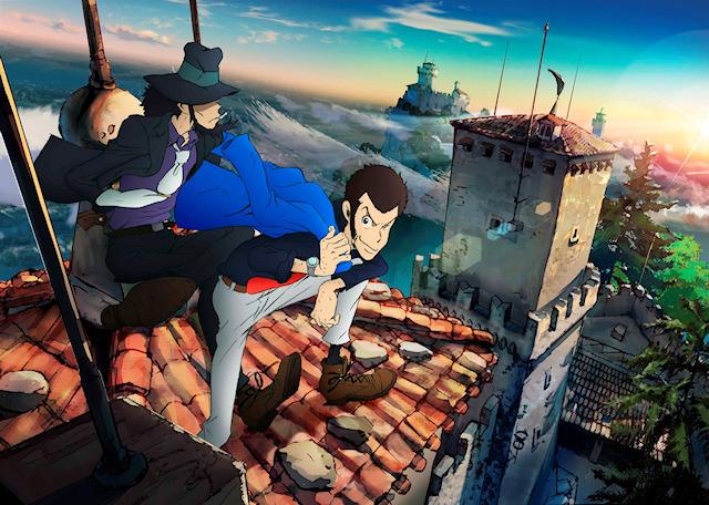 「ルパン三世」、30年ぶりの新TVシリーズを2015春から放送! 20代のルパンたちを描く「100%テレコム」なアニメーションに