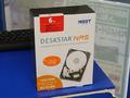 HGSTのNAS向け3.5インチHDD「Deskstar NAS」から6TBモデル「0S03842」が発売に!