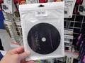CDを安定させて音質を改善するカーボン製CDスタビライザーが上海問屋から!
