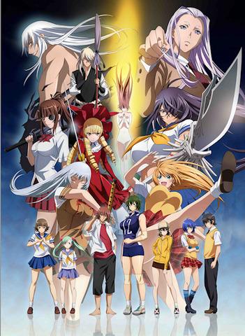 OVA「一騎当千 Extravaganza Epoch」、2015年2月25日に発売! スタッフ、キャスト、ストーリー、場面写真などが解禁に