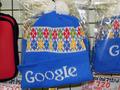 【アキバこぼれ話】GoogleやYouTubeのロゴ入りニット帽が販売中