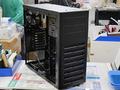 高い剛性と拡張性を備えたディラックブランドのミドルタワーPCケース「UNIVERSAL」が発売に!