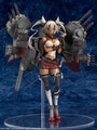 艦これ、「武蔵 重兵装Ver.」「武蔵改 重兵装Ver.」の1/8フィギュアがグッドスマイルカンパニーから! 巨大な艤装も再現