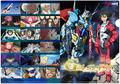 お台場・実物大ガンダム立像、2014-2015冬季演出は12月6日から! 初の映像投影やイルミネーションに注目