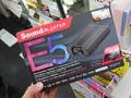 ホストポート搭載でスマホやタブレットとも接続できる高音質USB DAC/ヘッドホンアンプ! CREATIVE「Sound Blaster E5」発売!