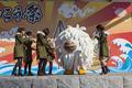 ガルパン、劇場版のビジュアルやラッピングバス3号車を公開! 2014年「大洗あんこう祭」レポート(声優トークショー中心)