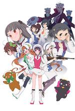 2015冬アニメ「ユリ熊嵐」、キービジュアル第2弾を発表! 日笠陽子、井上喜久子、遠藤綾の出演も決定