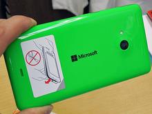 MicrosoftブランドのWindows Phone 8.1スマホ「Lumia 535 Dual SIM」が登場!