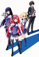 TVアニメ「空戦魔導士候補生の教官」、2015年4月にスタート! 元エリート小隊のエースが落ちこぼれ少女たちの教官に