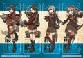 一番くじ「艦これ 第四次作戦」、2015年1月10日に発売!  重巡洋艦の姉妹艦がテーマ、大当たりは「鈴谷」「熊野」のフィギュア