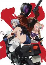 2015春アニメ「トリアージX」、キービジュアルを公開! 原作者・佐藤ショウジは「おっぱいとバイクを」とオーダー