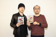 杉田智和、熱狂的フリークだと公言する「秘密結社 鷹の爪」へ特別出演! FROGMANとの対談も公開に