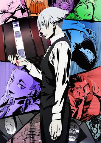 2015冬アニメ「デス・パレード」、追加キャラ/キャストとPV第2弾を公開! 内山昂輝、白石涼子、柚木涼香、玄田哲章