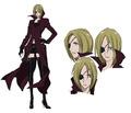 2015春アニメ「血界戦線」、キャラ設定画と配役第2弾を発表! 謎の男・フェムトには石田彰