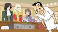 パロディ版「ベルサイユのばら」、杉田智和が貴族・フェルゼン役で出演! 貴族コスプレも披露