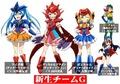 オリジナルアニメ「ロボットガールズZ+プラス」、2015春にスタート! 物語のベースは「グレートマジンガー対ゲッターロボ」
