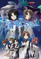 2015冬アニメ「蒼穹のファフナー EXODUS」、年明けに第1期の一挙配信を実施! BD/DVD第1巻や主題歌CDのジャケットも解禁