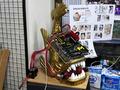"""""""金のシャチホコ""""水冷PCがオリオスペックで展示中!"""