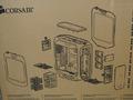 サイドパネルがパカッと開くフルタワーPCケース! CORSAIR「780T」発売