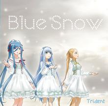 蒼き鋼のアルペジオ、Tridentミニアルバム「Blue Snow」の全曲クロスフェード映像を公開! イベントも続々決定