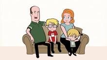 TVアニメ「英国一家、日本を食べる」、4月にNHKでスタート! 和食をテーマにしたグルメ紀行コメディ