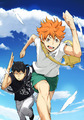 高校バレーアニメ「ハイキュー!!」、続編TVシリーズと劇場版の制作が決定! インターハイ予選の先を描く