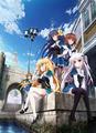 TVアニメ「アブソリュート・デュオ」、2月1日に第4話までの一挙配信を実施! コスプレをした女性声優陣による特番も