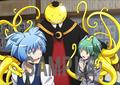 TVアニメ「暗殺教室」、追加キャラ/キャストを発表! 律(自律思考固定砲台)役に藤田咲、イトナ役に緒方恵美