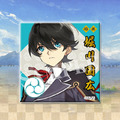 刀剣イケメン擬人化ゲーム「刀剣乱舞」、トレーディング缶バッジが6月に発売! Vol.1(全20種)とVol.2(全21種)
