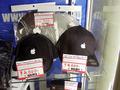 【アキバこぼれ話】Appleのロゴ入りオフィシャルグッズが販売中