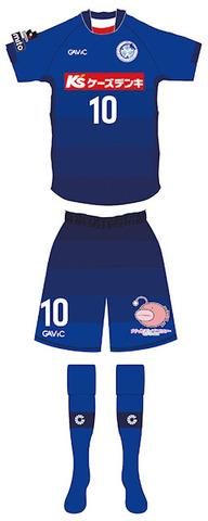 ガルパン×水戸ホーリーホック、2015年の新ユニフォームを発表! パンツには「あんこうマーク」、コラボレプリカは袖マークが選択可能に