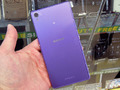 Sony Mobile製スマホ「Xperia Z3」にパープルモデルが登場!