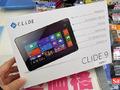 WUXGA液晶&3G通信機能搭載のWindows 8.1タブレット「CLIDE 9」がテックウインドから!