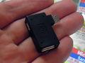 給電機能付きUSB-microUSB変換アダプタ2モデルがエスエスエーサービスから!