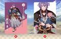 刀剣イケメン擬人化ゲーム「刀剣乱舞」、トレーディングクリアファイルが4月に発売! 第1弾は全12種