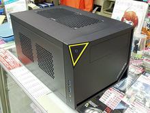 高い拡張性を備えたMini-ITXケースSharkoon「SHA-C10」が登場!