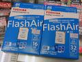 無線LANルーター経由で写真をアップロードできる無線LAN搭載SDカード「FlashAir III」が登場!