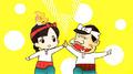 バカボン初の長編アニメ映画「天才バカヴォン」、特報を公開! 平成生まれアイドルによるカバー主題歌も