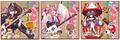サンリオ深夜アニメ「SHOW BY ROCK!!」、新宿と池袋に初の期間限定ショップをオープン! 等身大フィギュアや先行販売グッズも登場