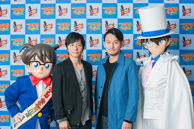 「名探偵コナン 業火の向日葵」、ポルノグラフィティが主題歌を担当! CDジャケットでもコラボ
