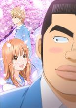 春アニメ「俺物語!!」、日本テレビでは4月8日より全24話で放送! 非イケメンの豪傑巨漢男子が主人公の異色ラブコメ