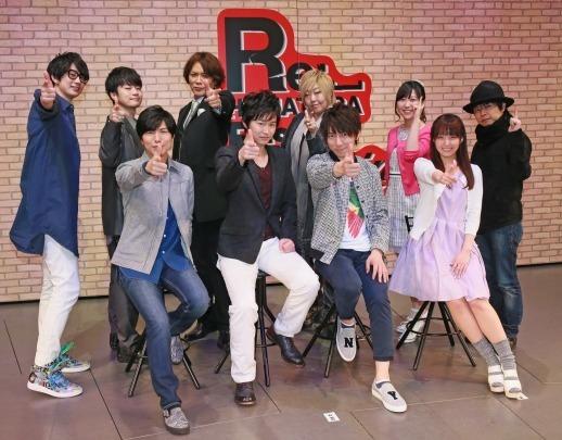 オリジナルTVアニメ「ハマトラ」、劇場版とSDアニメシリーズの制作が決定! 「Re:␣ハマトラ Fes.2015 Spring」レポート