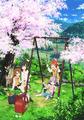 夏アニメ「のんのんびより りぴーと」、春イメージの新ビジュアルを公開! お兄ちゃん誕生日イベントや先行上映イベントも決定