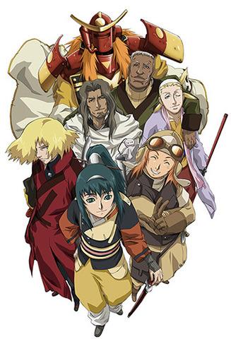 あの「七人の侍」のインスパイア系アニメ作品「SAMURAI7」、Blu-ray BOXが8月5日に発売決定!