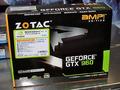 4GBメモリ搭載のOC版GeForce GTX 960ビデオカード「ZOTAC GeForce GTX 960 AMP! Edition」が登場!