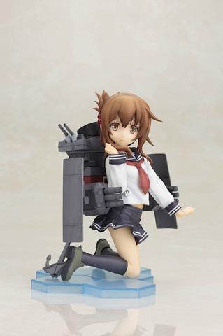 艦これ、「電 アニメver.」の1/8フィギュアがコトブキヤから! 同型姉妹艦「雷」に続いて2ヶ月連続で発売予定