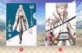 刀剣イケメン擬人化ゲーム「刀剣乱舞」、トレーディングクリアファイル第2弾が8月に発売! 第2弾も全12種